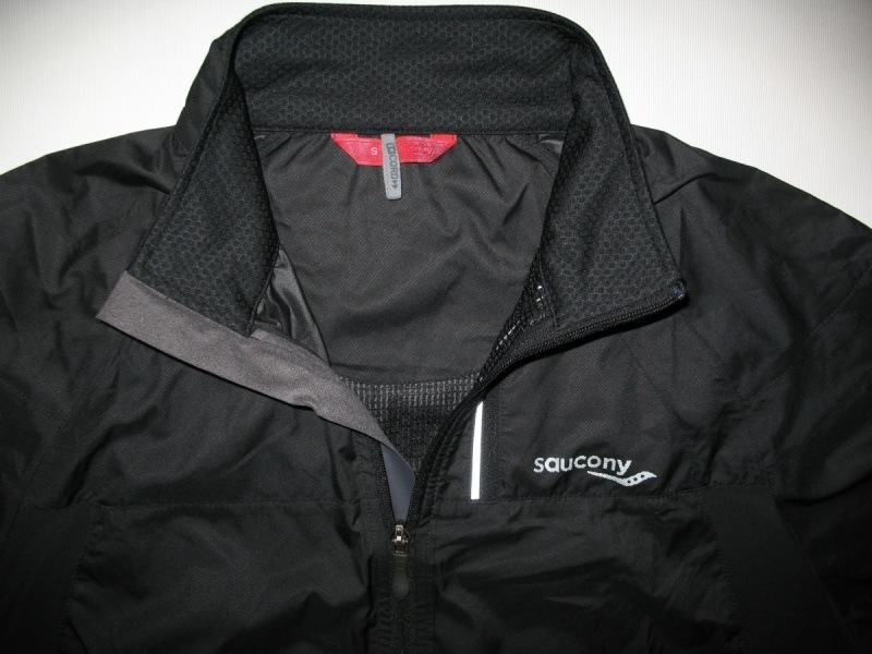 Куртка SAUCONY light running jacket (размер S/M) - 3