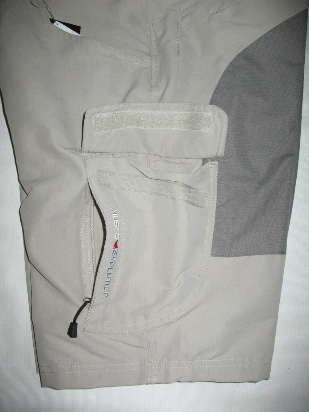 Шорты MUSTO evolution performance yachting shorts (размер 32/M) - 5
