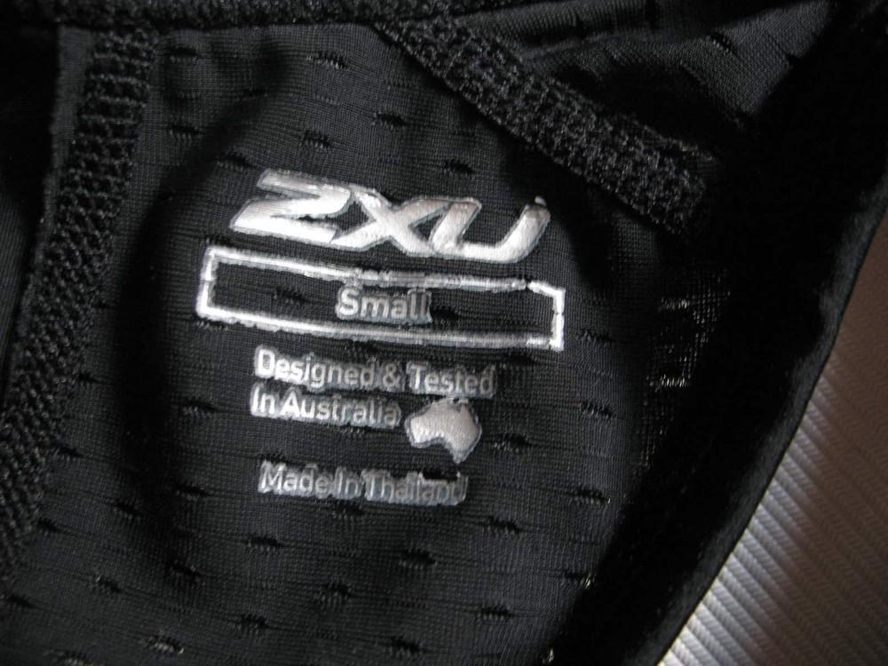 Костюм для триатлона 2XU perform trisuit lady (размер S) - 9