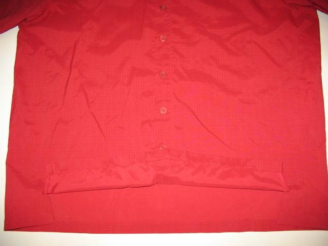 Рубашка MAMMUT red shirt (размер XL) - 3