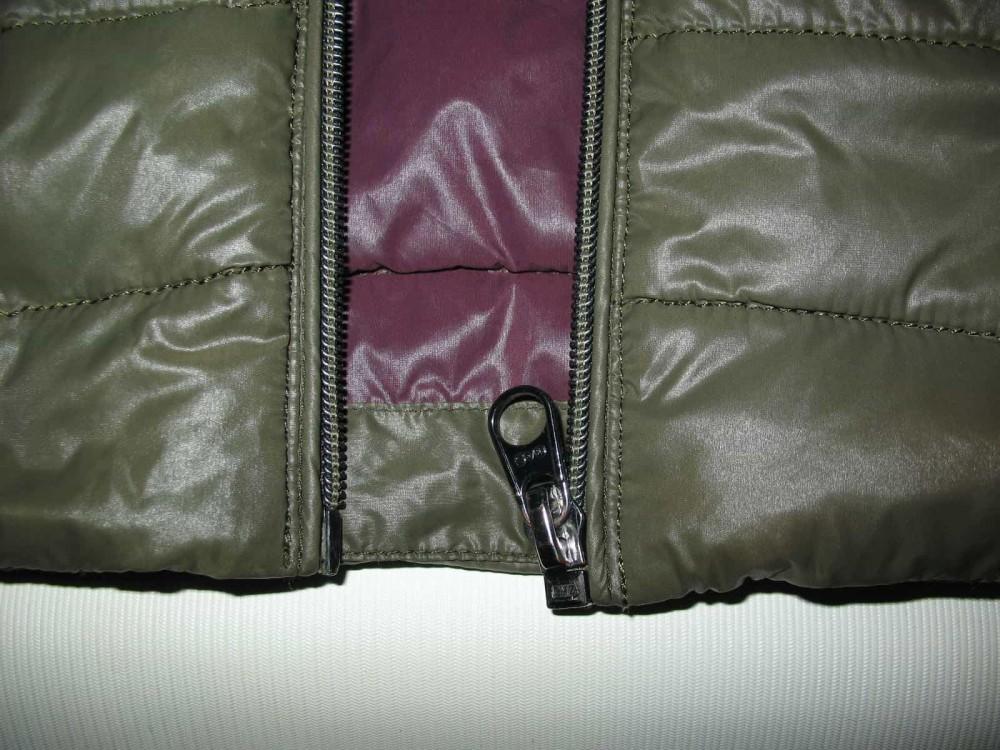 Куртка GAS cayenne down hooded jacket lady (размер 44/L) - 7