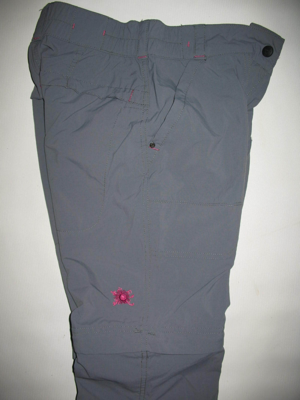 Штаны SALEWA nola dry 2in1 pants lady (размер XS) - 5