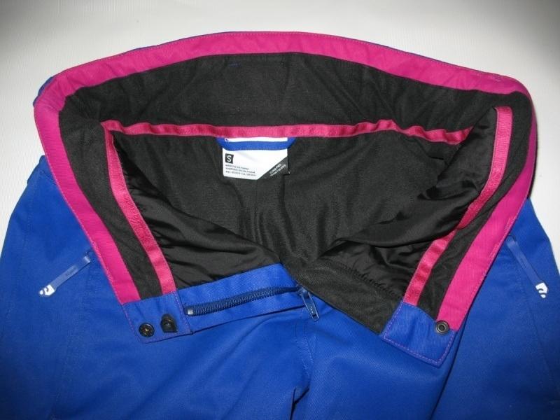 Штаны  SALOMON climapro 10/10 pants lady  (размер S) - 3