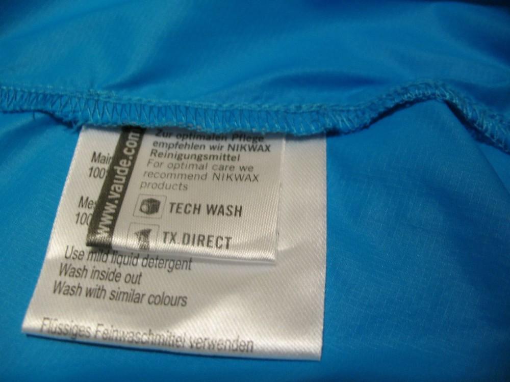 Куртка VAUDE air jacket blue lady (размер 34-XXS/XS) - 6