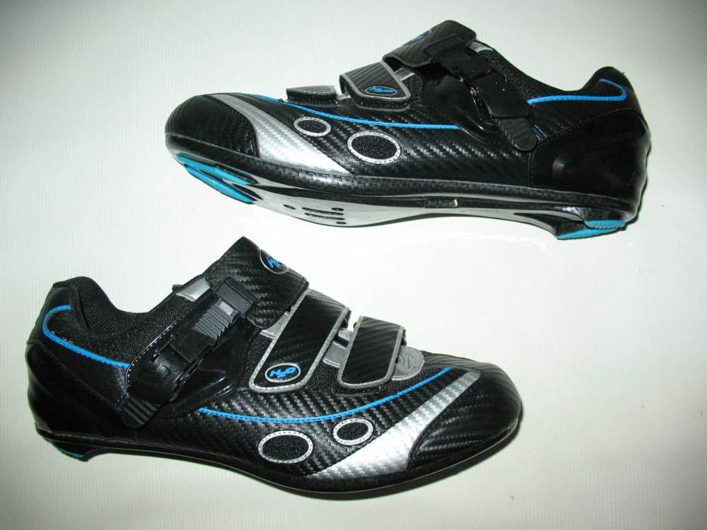 Велотуфли H2O road shoes (размер EU43(на стопу до 280 mm)) - 4
