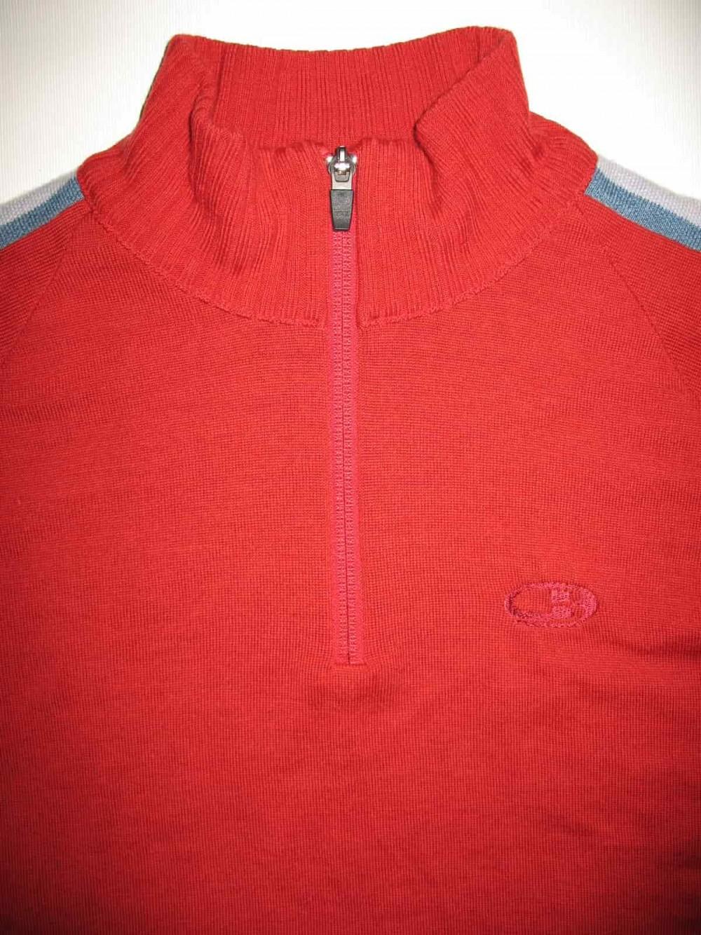 Кофта ICEBREAKER sport LTD jersey (размер L) - 2