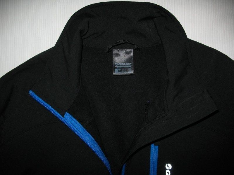 Куртка GIANT softshell jacket (размер XS/S) - 4