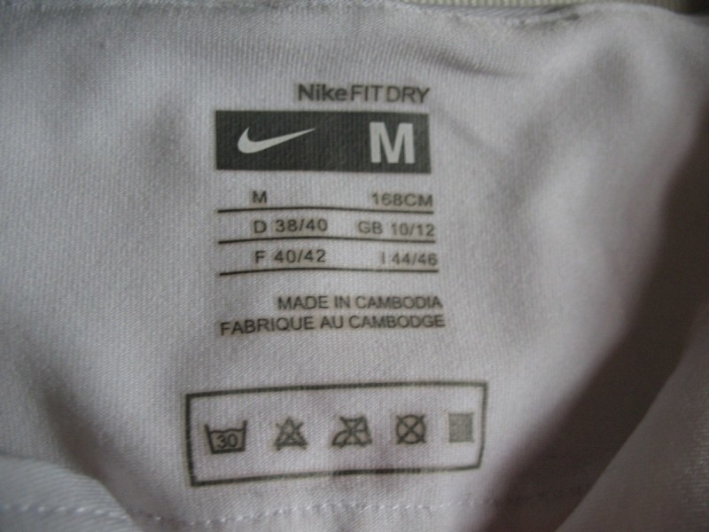 Футболка NIKE FitDry lady (размер M-168 см) - 4