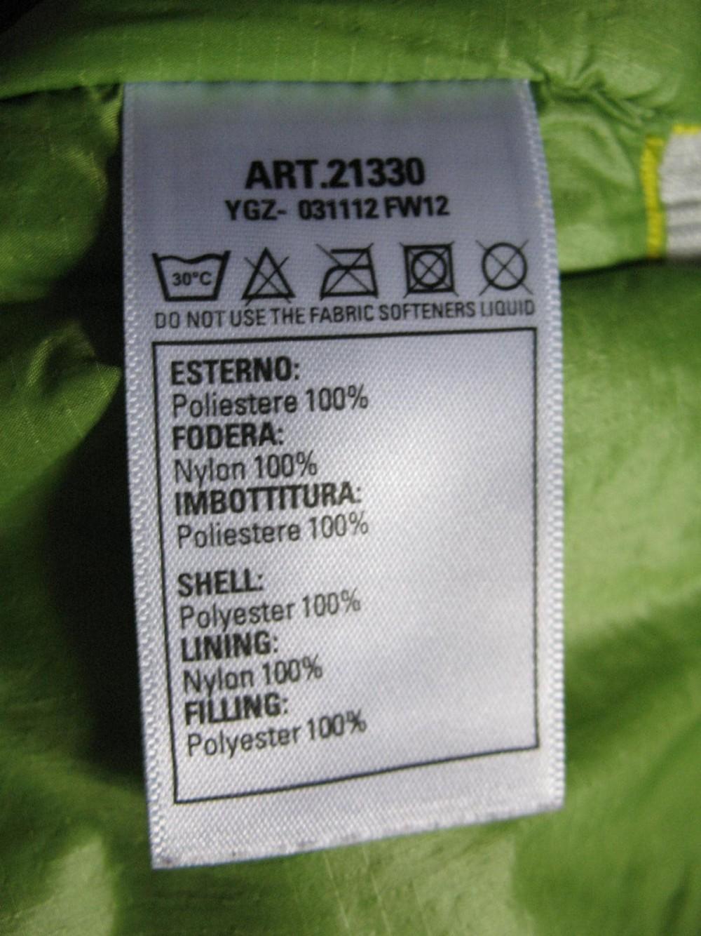 Куртка FERRINO dom jacket lady (размер М) - 14