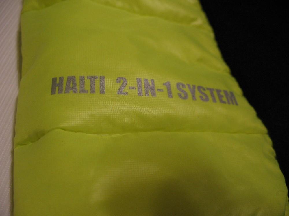 Шорты 2/3 HALTI primaloft shorts pants (размер M) - 5