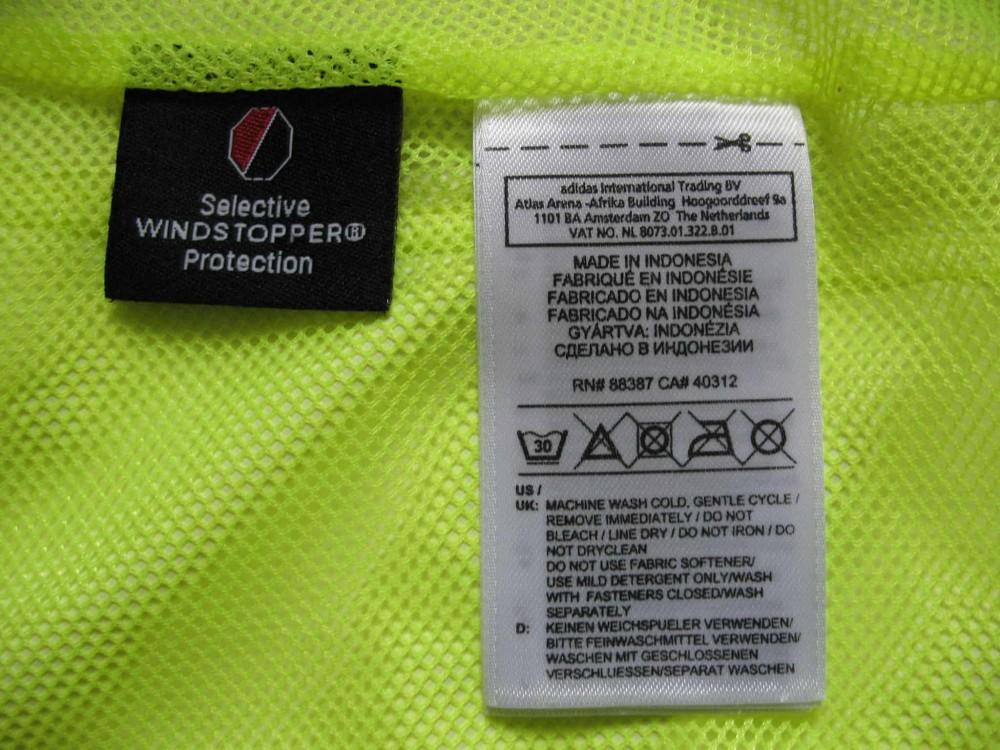Куртка ADIDAS adiViz High Beam jacket (размер M(реально L/XL)) - 12