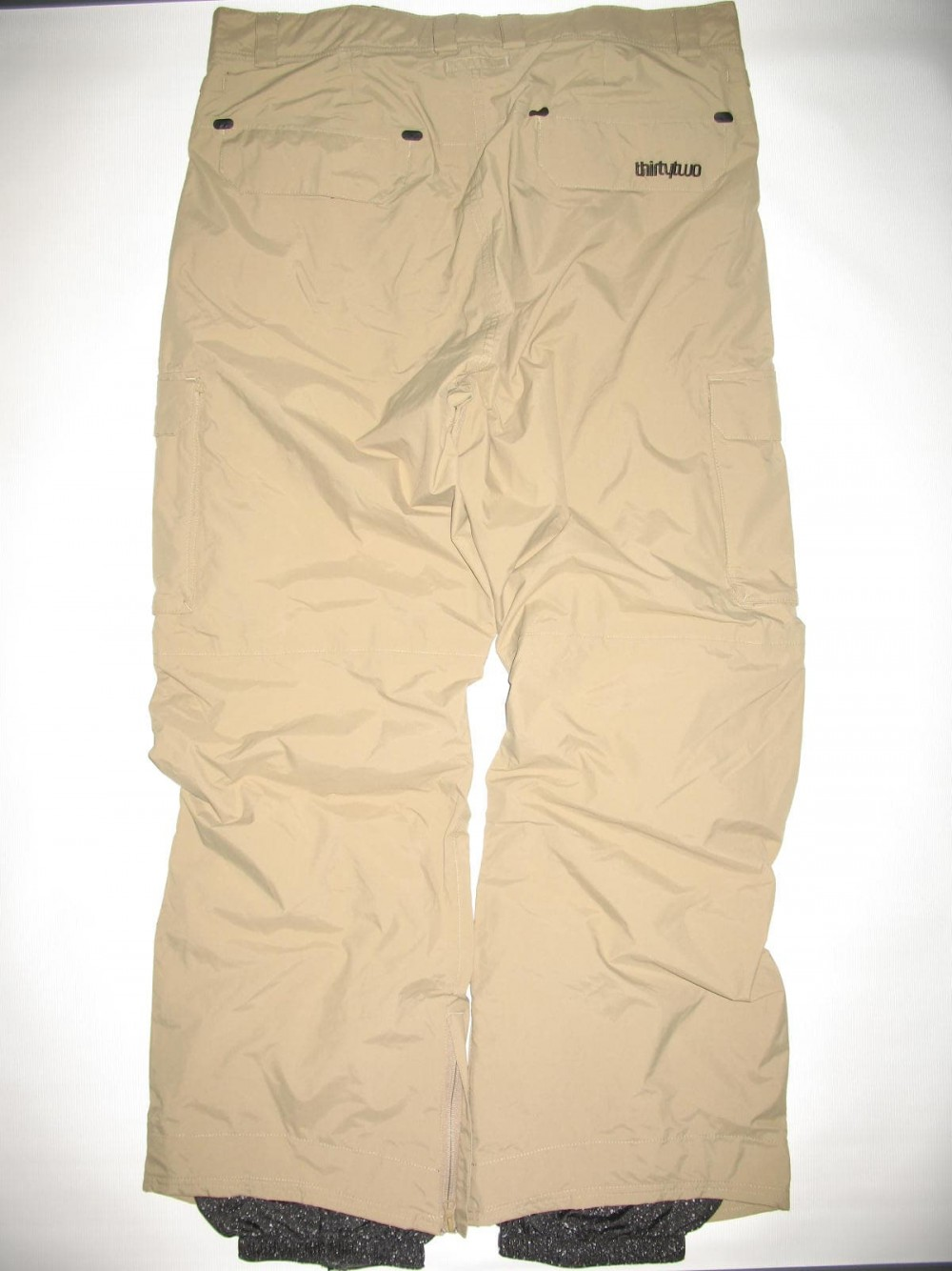 Штаны 32THIRTYTWO shilooh snowboard pants (размер XL) - 7