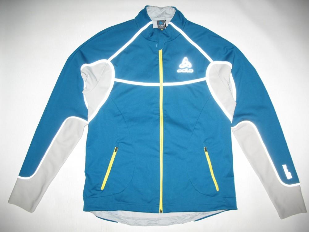 Куртка ODLO nagano windstopper jacket (размер L) - 10