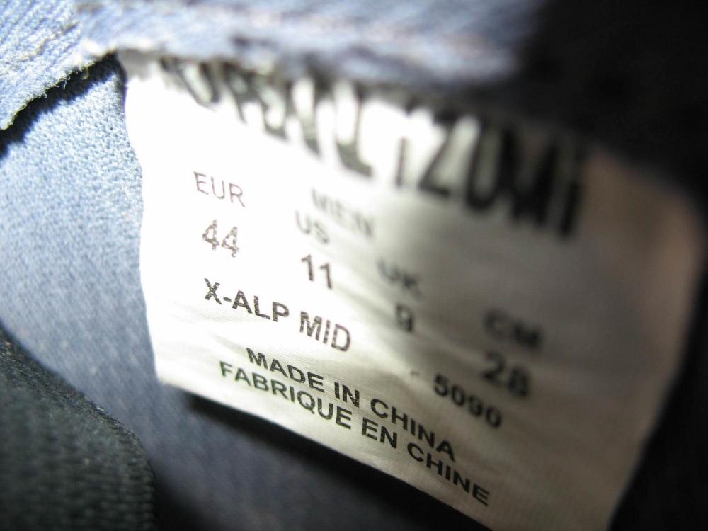 Велотуфли PEARL IZUMI X-Alp mid enduro shoes (размер UK9/US11/EU44(на стопу 280 mm)) - 10