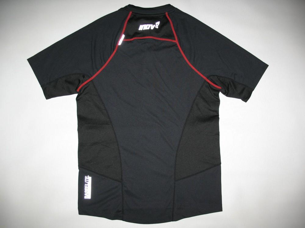 Футболка INOV-8 baseelite 160ssz jersey (размер S) - 2