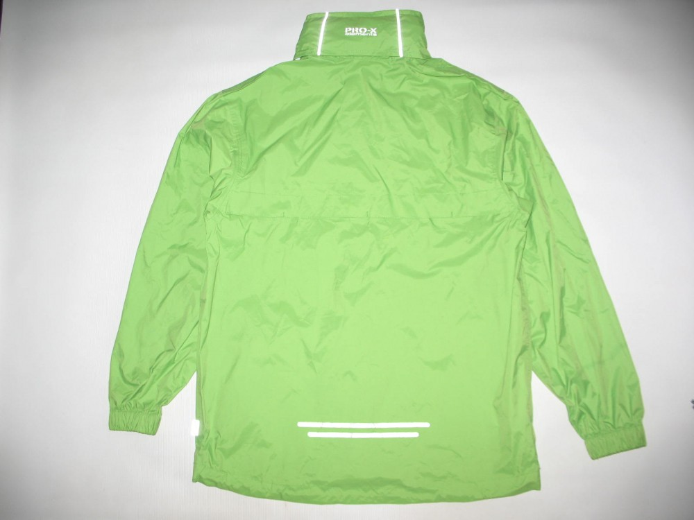 Куртка PRO-X elements waterproof green jacket (размер 164см/S) - 3