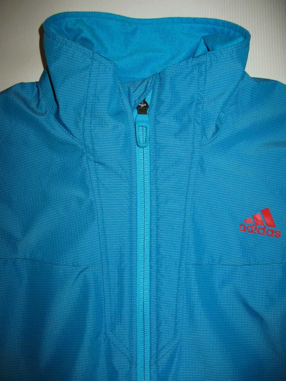 Куртка ADIDAS terrex hybrid windstopper jacket lady (размер 12-L/M) - 2