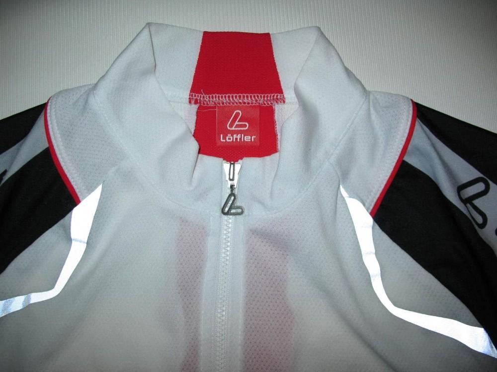 Веломайка LOEFFLER cycling jersey (размер 48-S/M) - 2