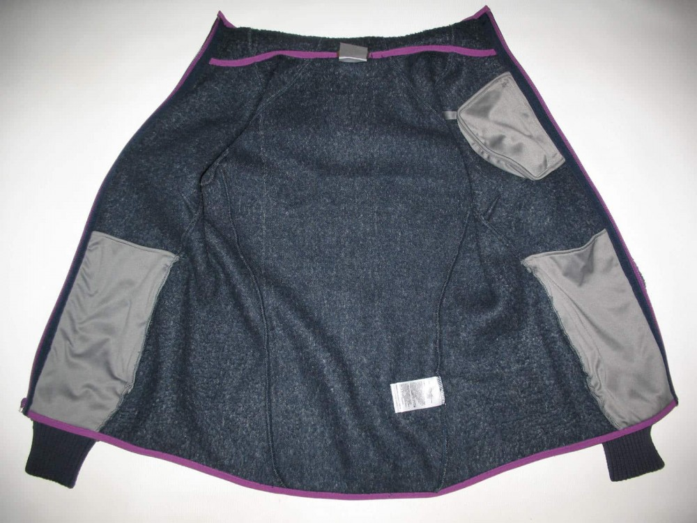Кофта JACK WOLFSKIN milton fleece hoodie lady (размер 40-M/L) - 7