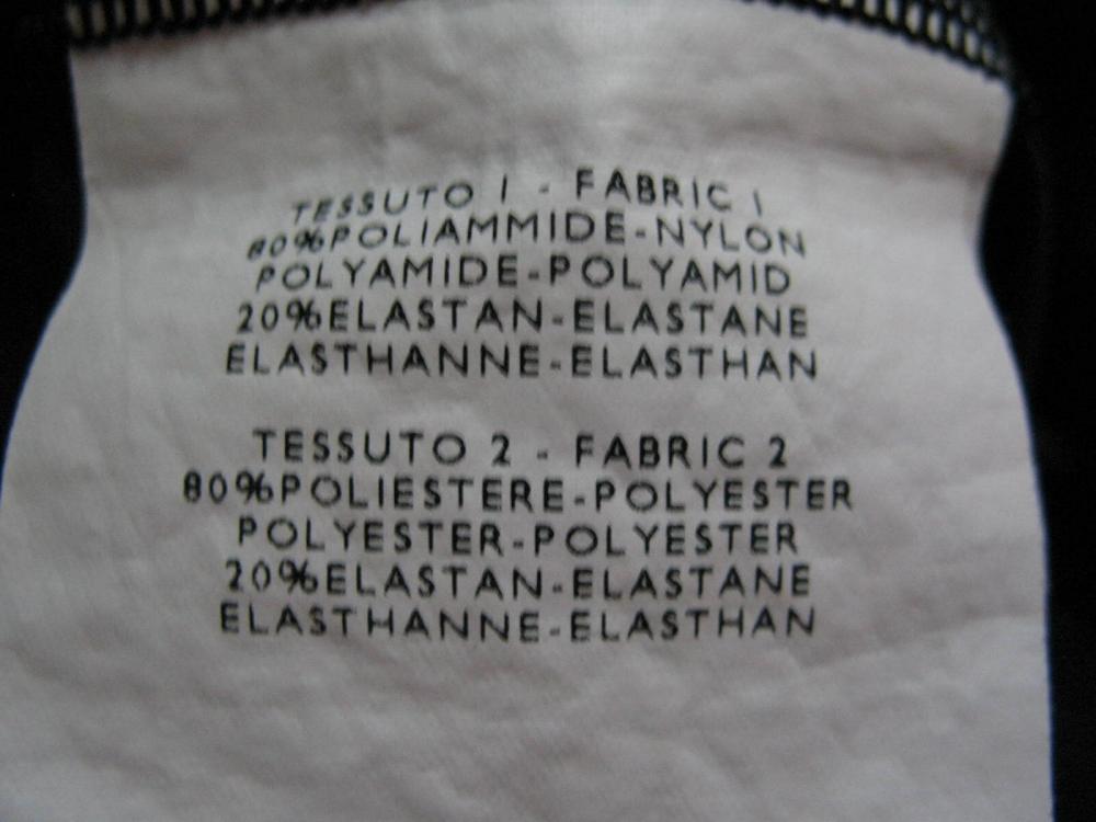 Велошорты NALINI pro active bib shorts (размер XL/L) - 5