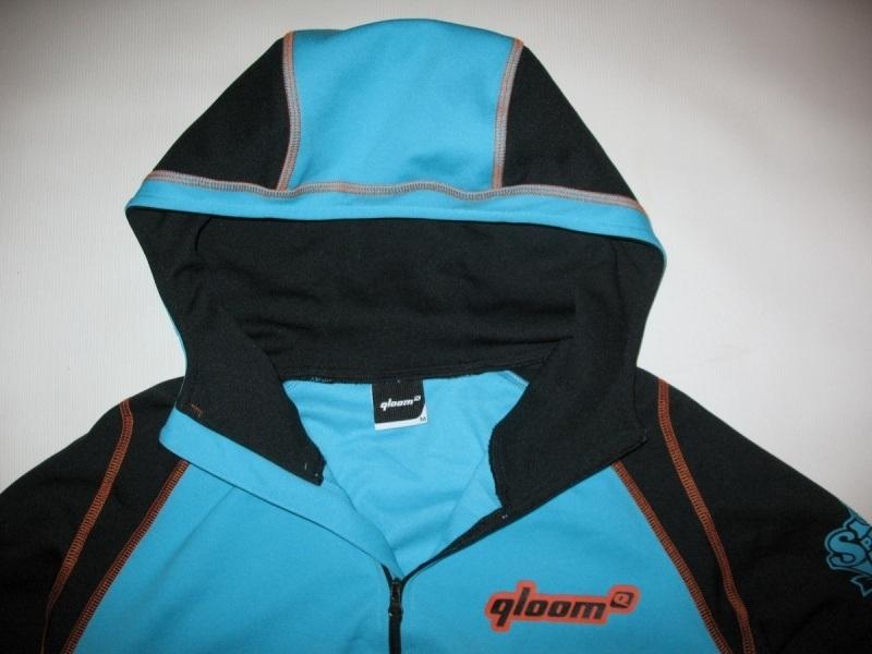Кофта QLOOM Woodruffe hoodie (размер M) - 5