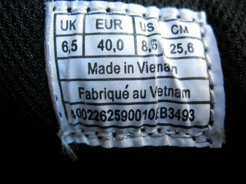 Ботинки JACK WOLFSKIN Trailrider texapore O2   (размер UK 6, 5;US 8, 5;EU40(255 mm)) - 12