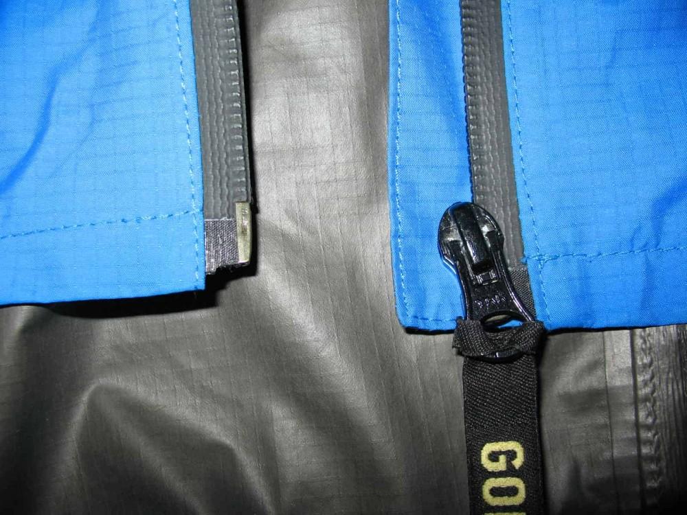 Куртка GORE bike wear GTX packlite cycling jacket (размер M/S) - 5