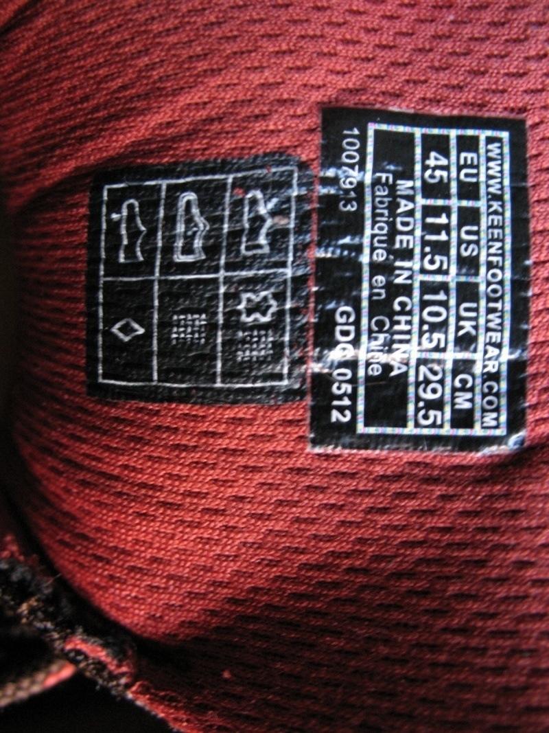 Кроссовки KEEN Bryce WP  (размер US11, 5/UK10, 5/EU45(290 mm)) - 12
