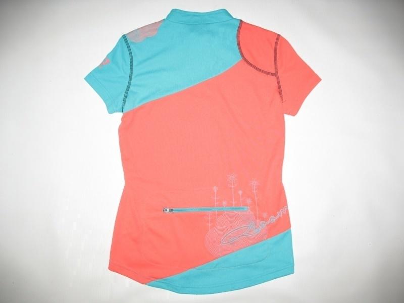 Футболка QLOOM bike jersey 5 lady  (размер XS/S) - 1