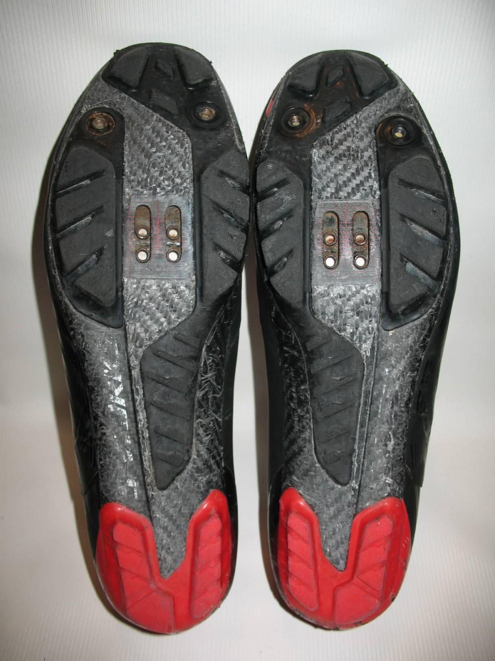 Велотуфли SPECIALIZED s-works xc mtb shoes (размер US12.25/UK11.25/EU46(на стопу до 295 mm)) - 8
