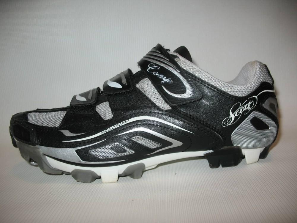 Велотуфли SCOTT comp mtb shoes lady (размер UK4.5/US6/EU37(на стопу 235 mm)) - 1