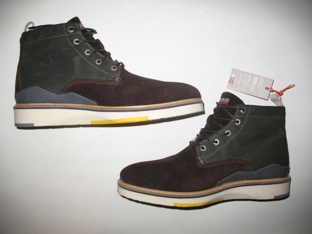 Ботинки NAPAPIJRI c4 (размер UK12/US11/EU46(на стопу 290 mm)) - 11