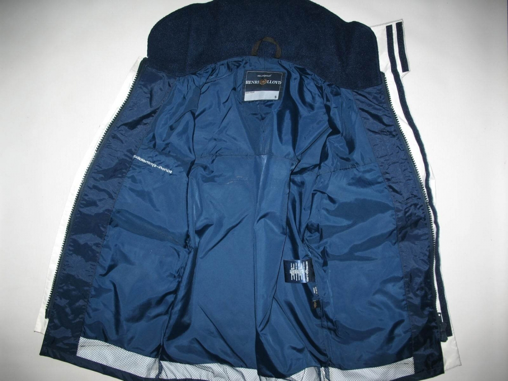 Куртка HENRI LLOYD CT1000 Yachting Jacket (размер S) - 6