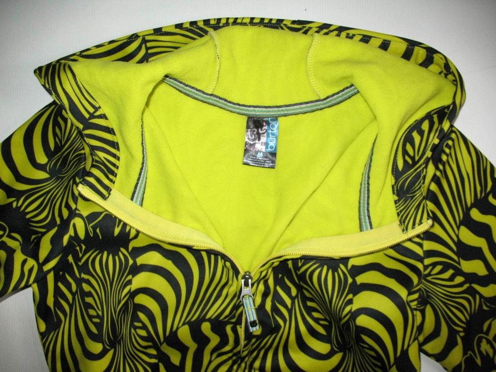 Кофта BURTON zebra fleece hoodie lady (размер M) - 2