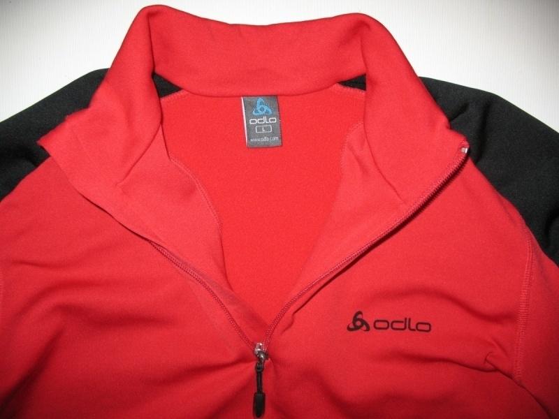 Кофта ODLO fleece (размер L) - 3