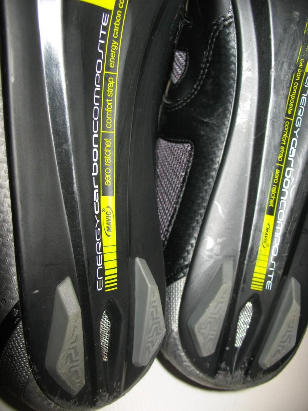 Велотуфли MAVIC avenir road cycling shoes (размер UK11/US11.5/EU46(на стопу до 295 mm)) - 10