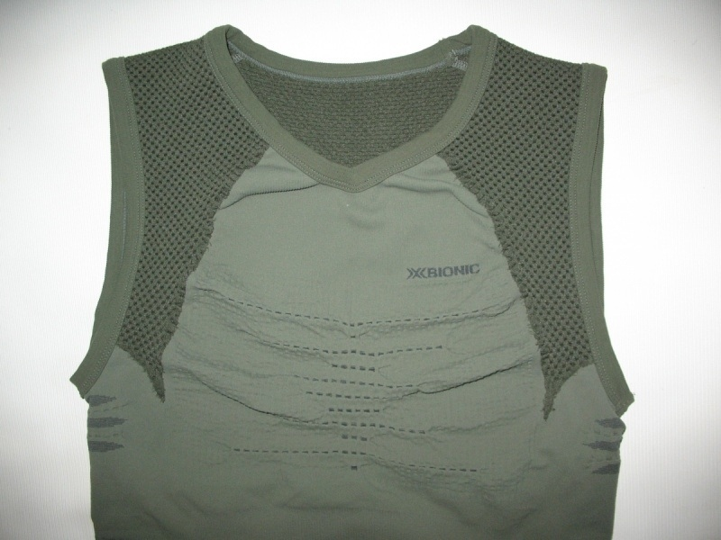 Футболка X-BIONIC Trekking Summerlight 1. 0 sleeveless shirts (размер L/XL) - 4