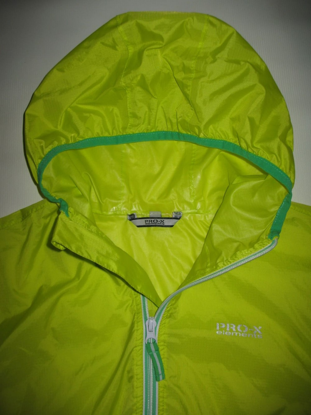 Куртка PRO-X elements waterproof yellow jacket (размер 164см/S) - 3