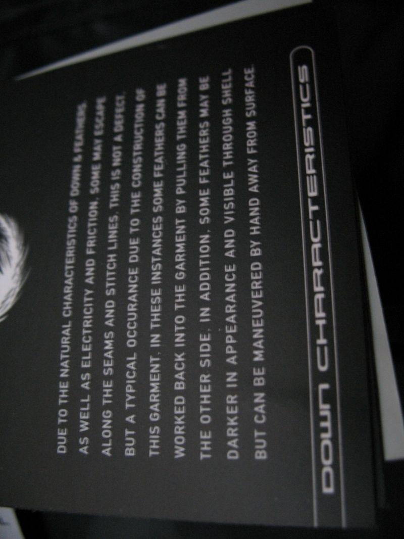 Жилет RLX (Polo Ralph Lauren) Explorer Down Vest  (размер XL) - 13