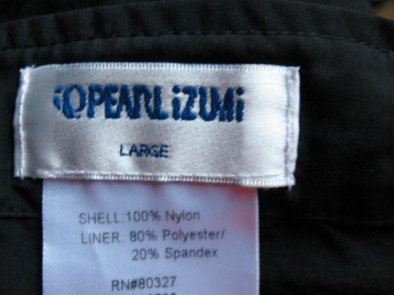 Шорты PEARL IZUMI Cycling Shorts (размер L) - 11