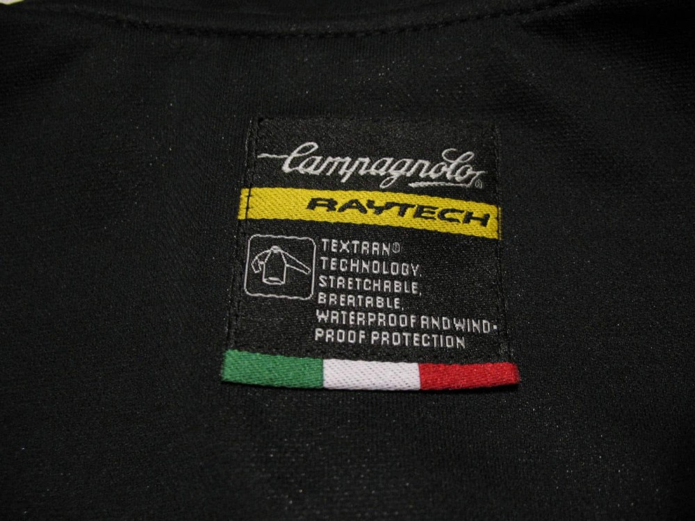 Куртка CAMPAGNOLO raytech cycling jacket (размер M) - 4