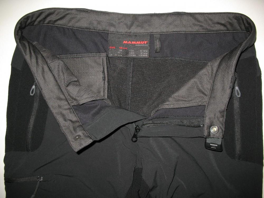 Штаны MAMMUT courmayeur SO pants (размер 50/L) - 7