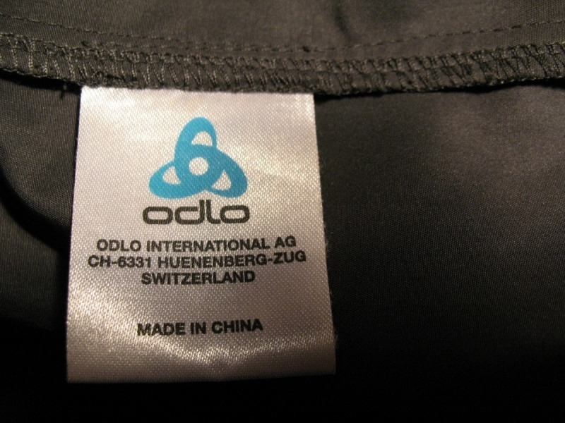 Кофта ODLO 2in1 windstopper  (размер М/L) - 8