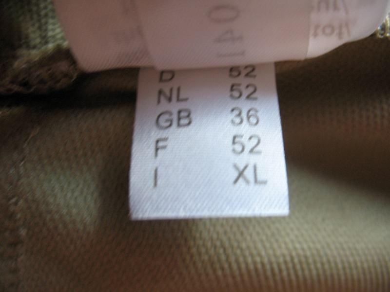 Шорты OUTLYNE shorts  (размер 52-XL) - 12