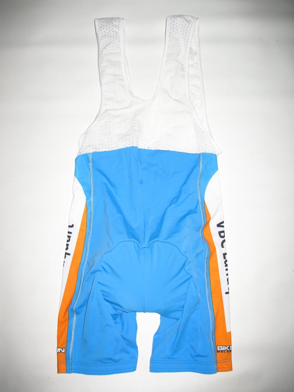 Велошорты BIKE4FUN bib shorts (размер M) - 2