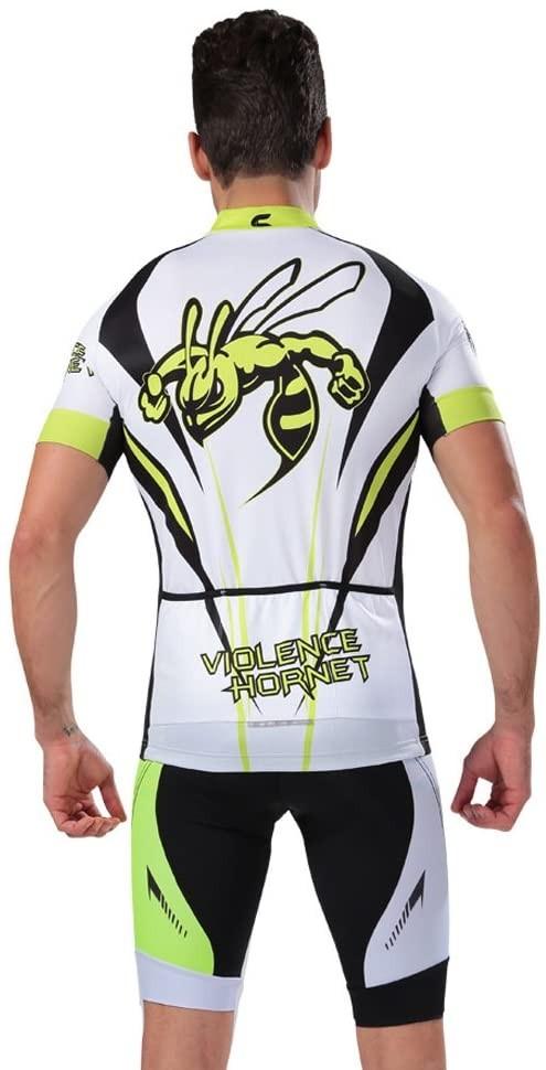 Велокомплект CHEJI violence hornet jersey+shorts (размер L(реально М(на +-180 см))) - 2