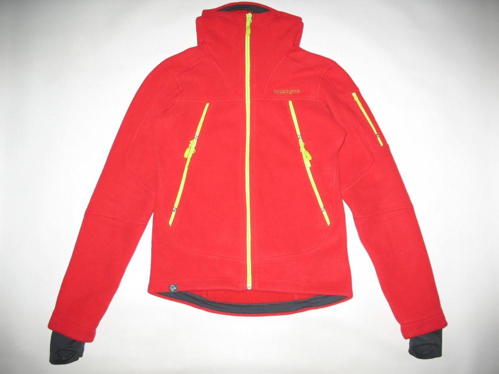 Куртка NORRONA narvik warm 3 hoodies lady (размер S) - 1