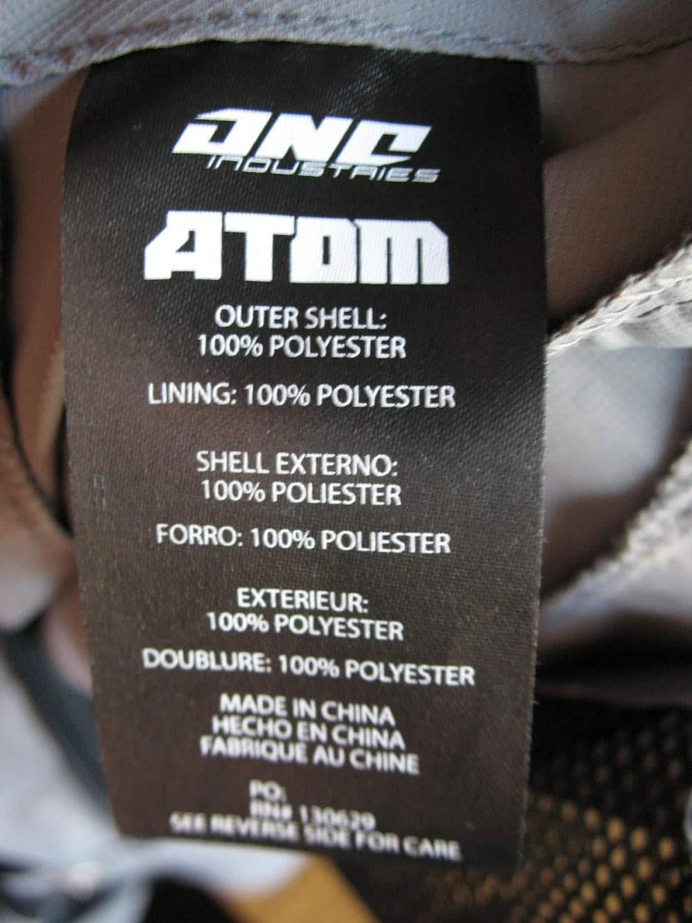 Велошорты ONE INDUSTRIES atom bike shorts (размер 30/S) - 10