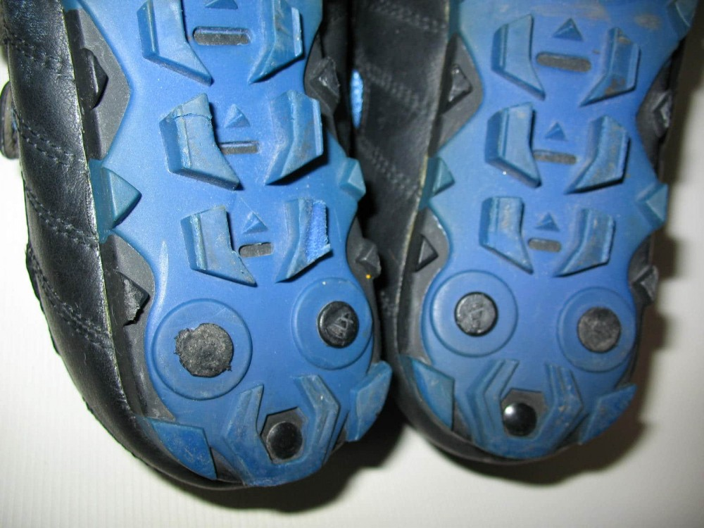 Велотуфли ADIDAS mtb shoes (размер UK5/US5,5/EU38(на стопу до 235 mm)) - 6