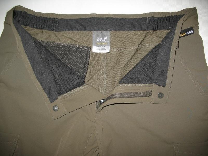 Шорты JACK WOLFSKIN Activate Shorts (размер 52-L/XL) - 3
